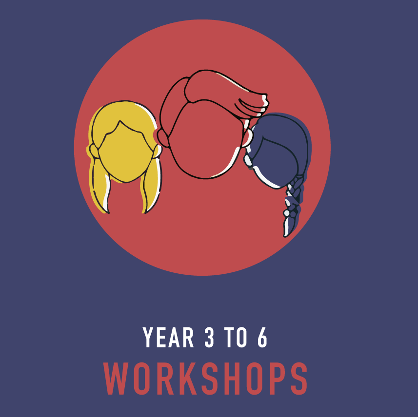 Year 3 to 6 workshop