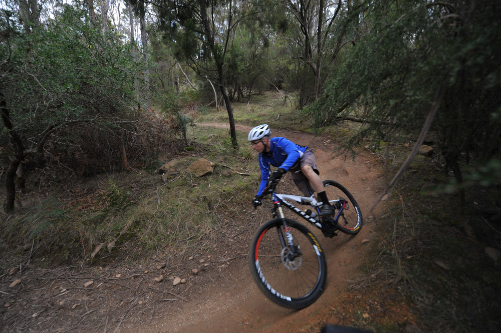 Kate Reed Reserve MTB