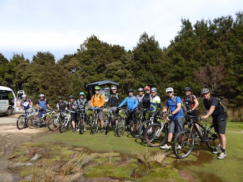 Multi Day MTB tour