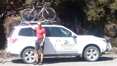 Ian Ferrier the guide