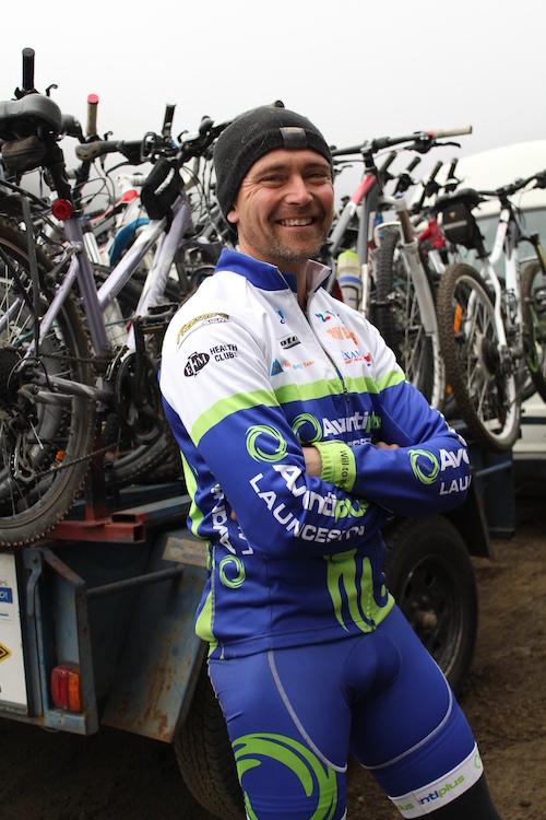 Ian Ferrier - MTB race