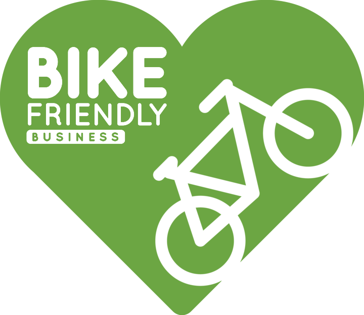 Bike friendly logo