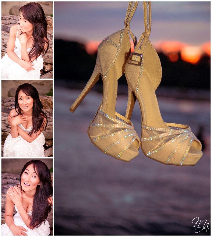 Belle Isle Bridal Portraits - Marshall Arts Photography