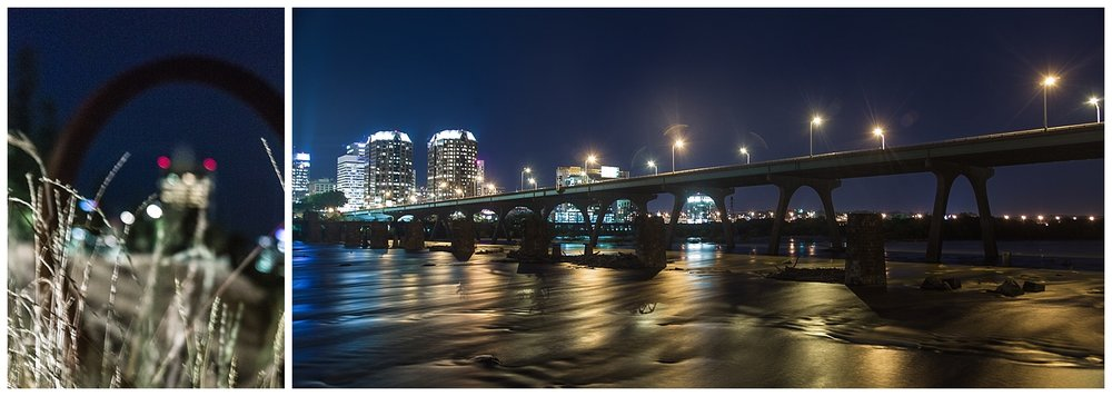 Richmond Skyline - Photographer Stacie Marshall