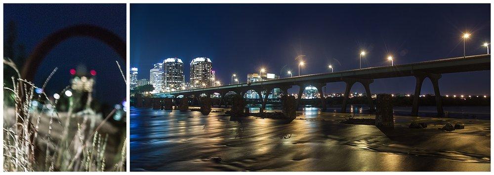 Richmond Skyline - Photographer Stacie Marshall