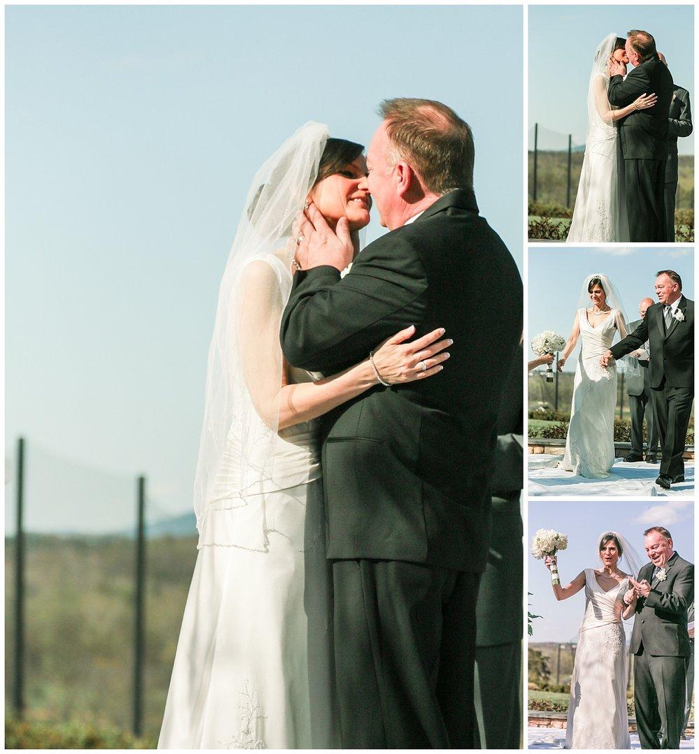Tina + Don Landsdowne Resort Wedding