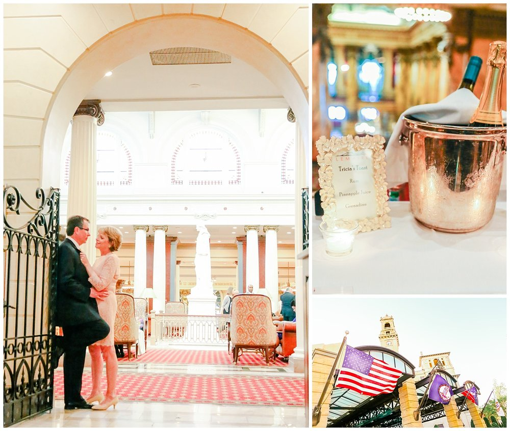 Jefferson Hotel Wedding - Richmond Virginia