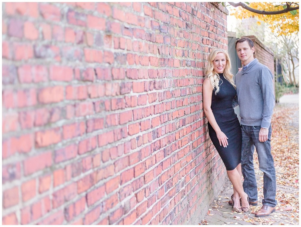 Church Hill Engagement Photos, Richmond VA