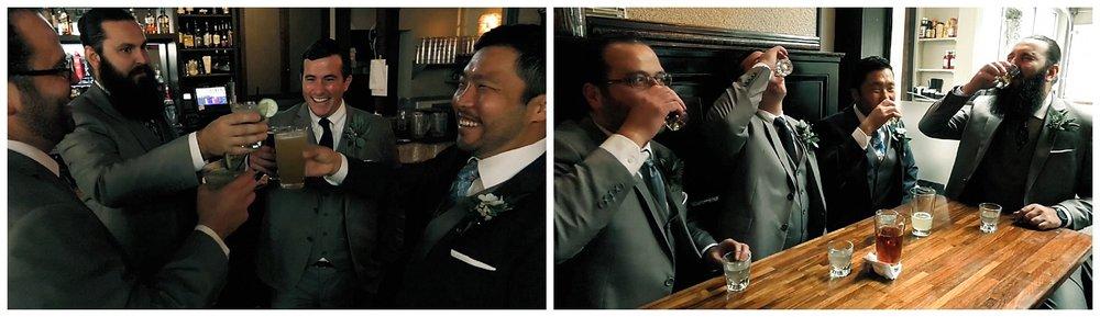 Fan Wedding - Three Monekys