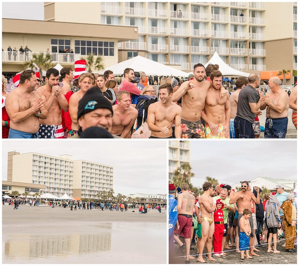 Folly Beach Polar Bear Plunge