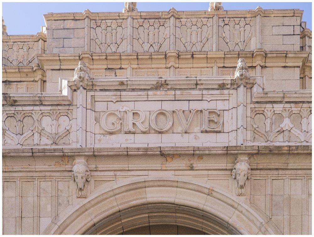 The Grove Arcade, Asheville, North Carolina