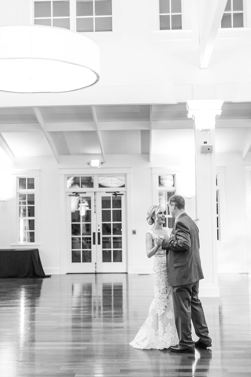 Upper Shirley Wedding Photographer - Father Daughter Dance