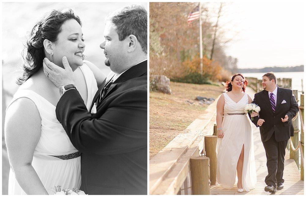Boathouse Wedding - Richmond Wedding Photographer