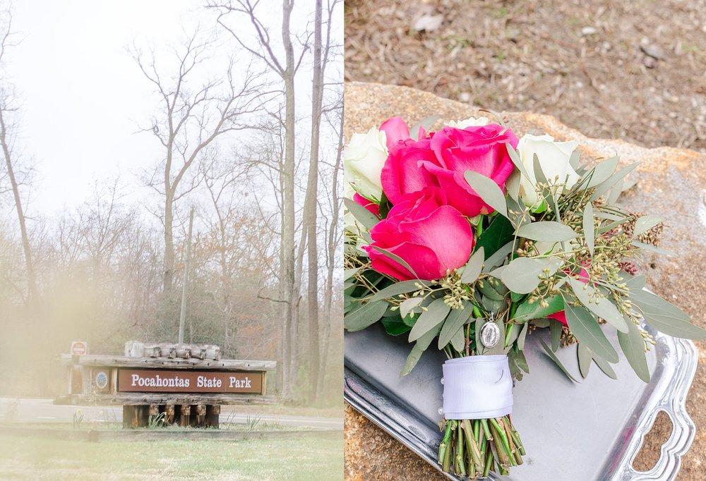 Pocahontas State Park Wedding - Richmond, Virginia