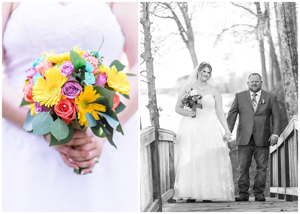 Virginia Wedding at Celebrations at the Reservoir - Melissa + Shane