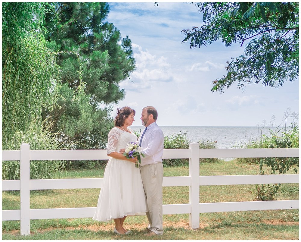Deltaville Virginia Wedding - Joni + Ken
