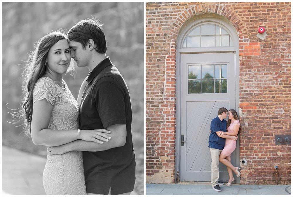 Richmond Engagement - Tredegar and Manchester, Jessica + Josh