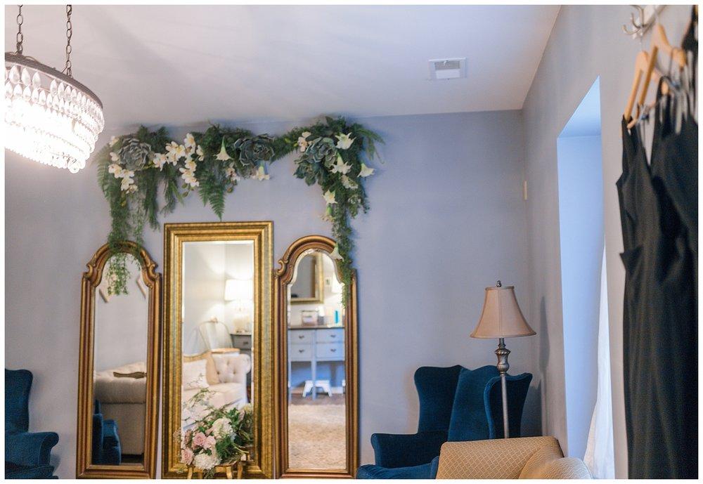 Ashton Creek Vineyard Wedding - Bridal Suite - Styled Shoot