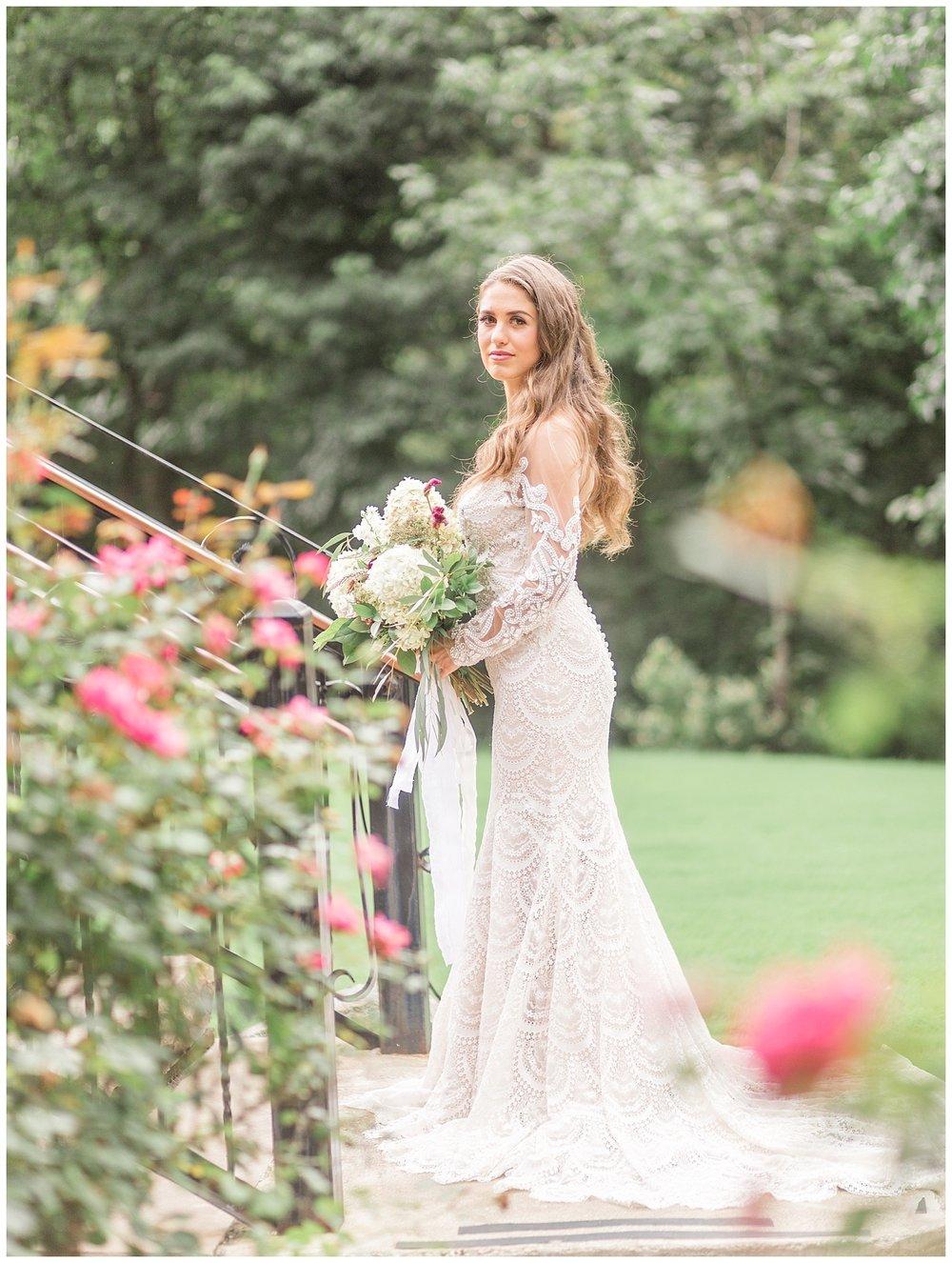 Ashton Creek Vineyard Wedding - Styled Shoot