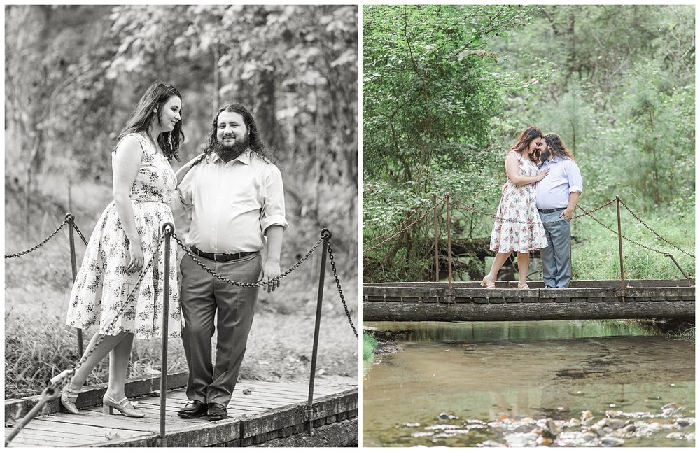 Yorktown Virginia Engagement Photos - Sarah + Patrick