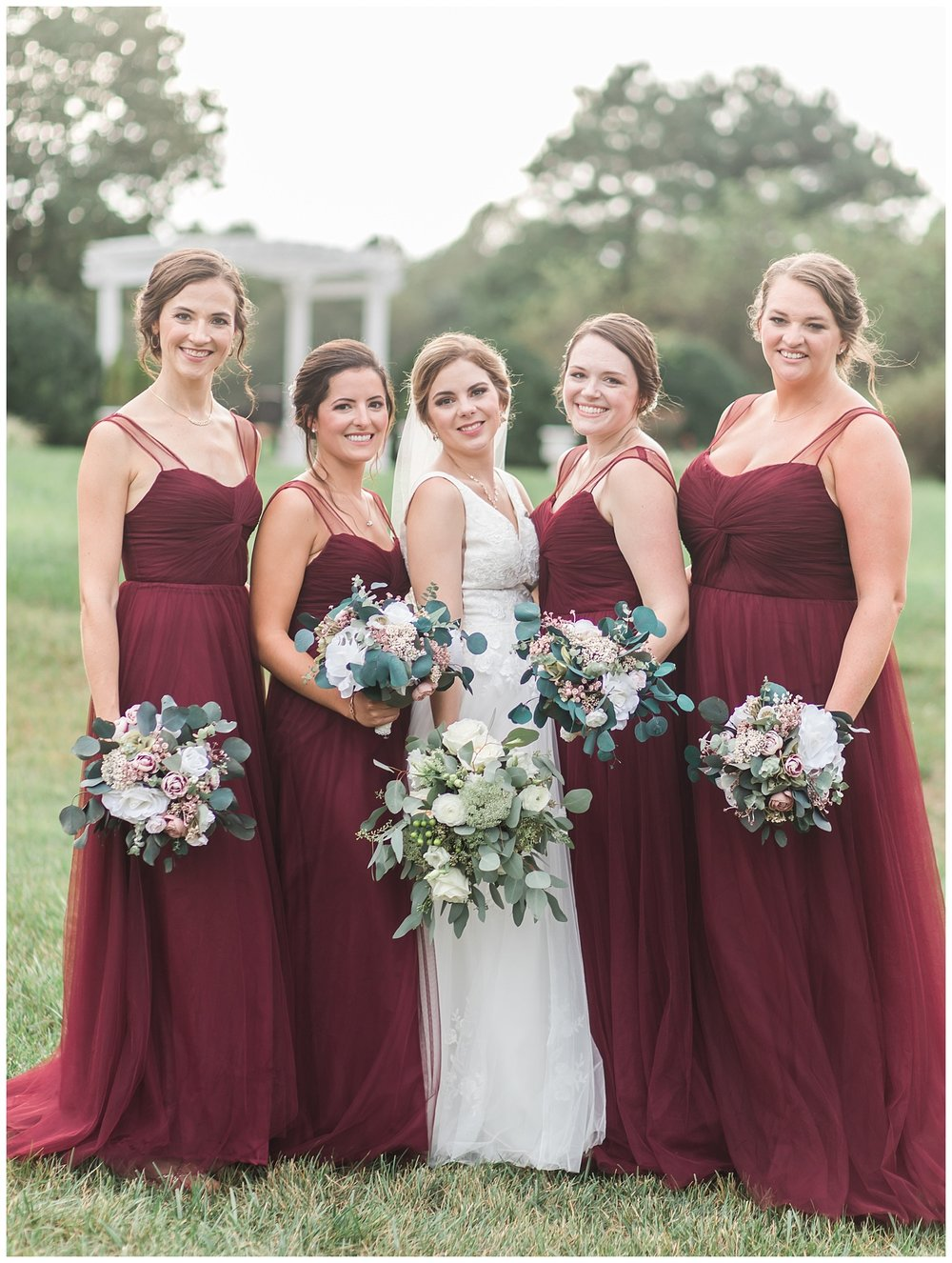 Virginia Wedding Photographer - Vineyard Estate at New Kent Winery