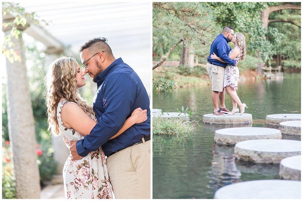 Virginia Wedding Photographer - Maymont Engagement Session