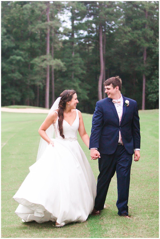 Virginia wedding Photographer - Brandermill Country Club - Jessica + Josh