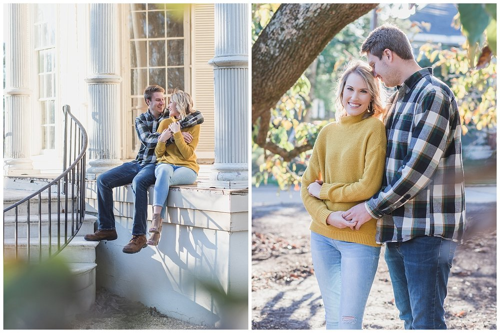Violet Bank Engagement Photos - Virginia Wedding Photographer - Colonial Heights