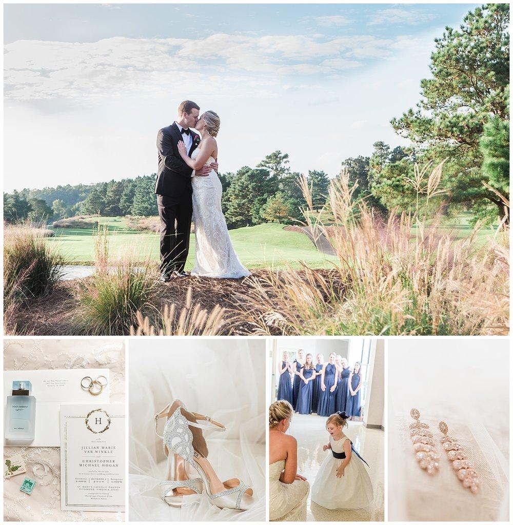 St. Mary's Catholic Church Wedding - Richmond Virginia Wedding Photographer