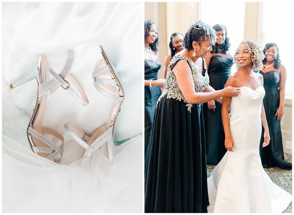 John Marshall Ballrooms Wedding - Virginia Wedding Photographer