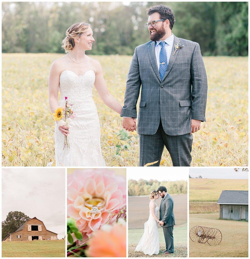 Frog Level Farm Wedding - Virginia Wedding Photographer