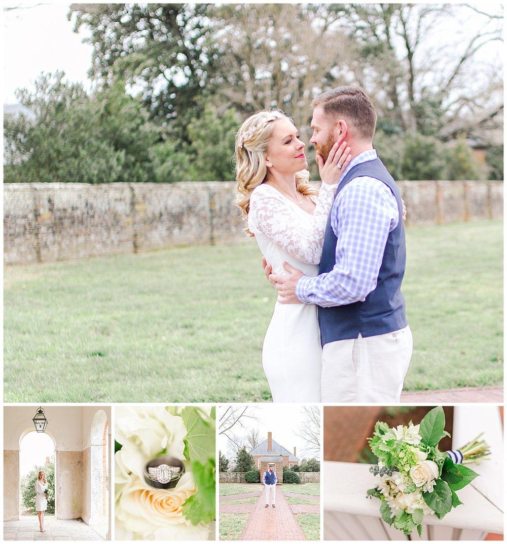 Hanover Tavern Wedding - Mike + Marianne - Virginia Wedding Photographer