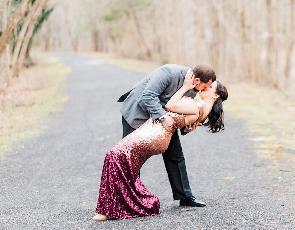 Covington, VA Engagement Session - Virginia Wedding Photographer
