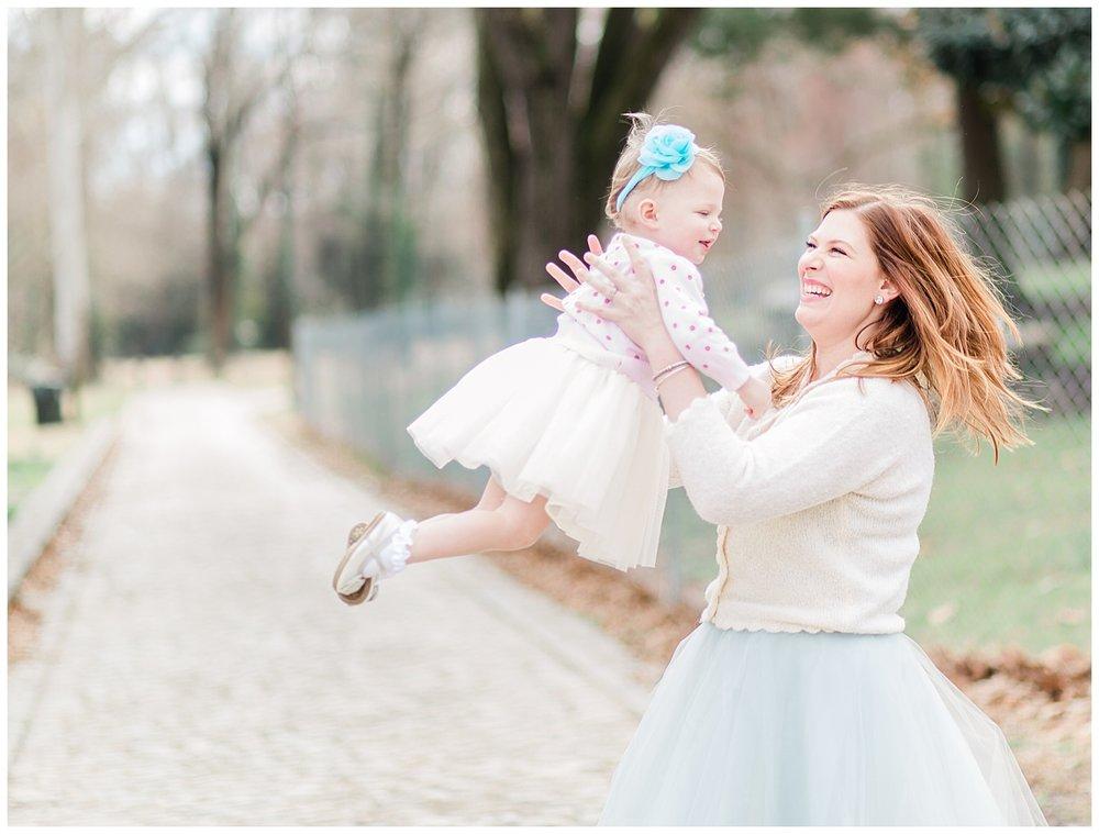 Richmond Family Photography - Byrd Park Bohemian Styled Shoot