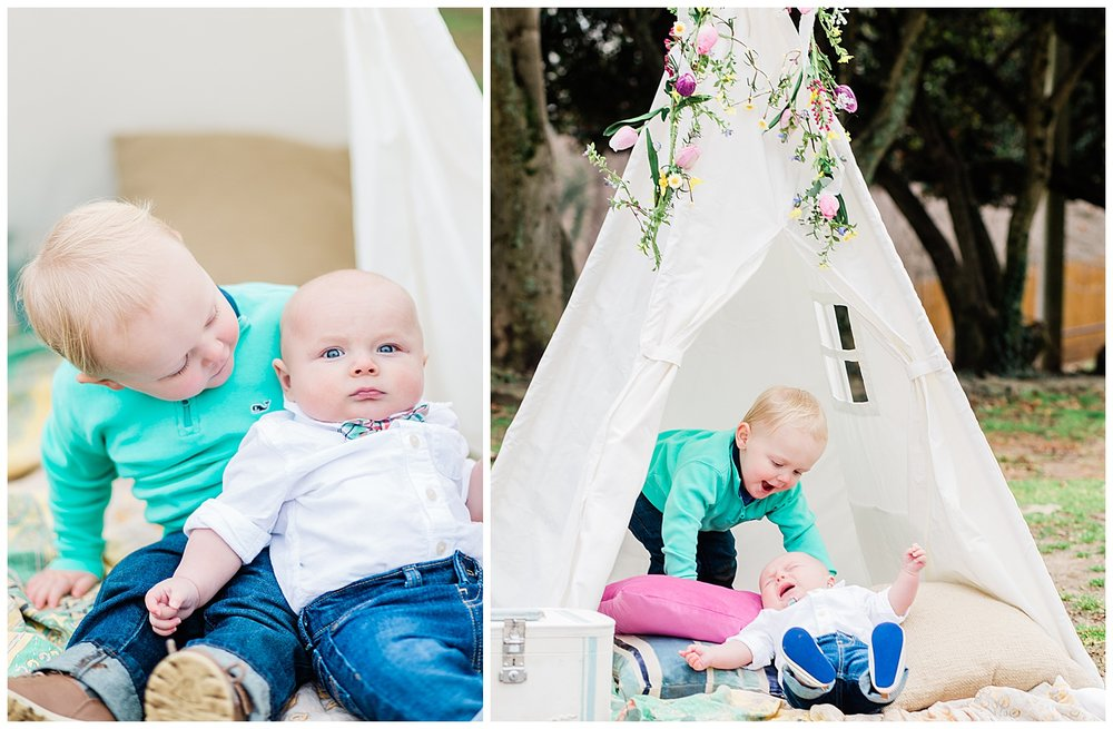 Baby and Toddler Photo - Preppy Brothers