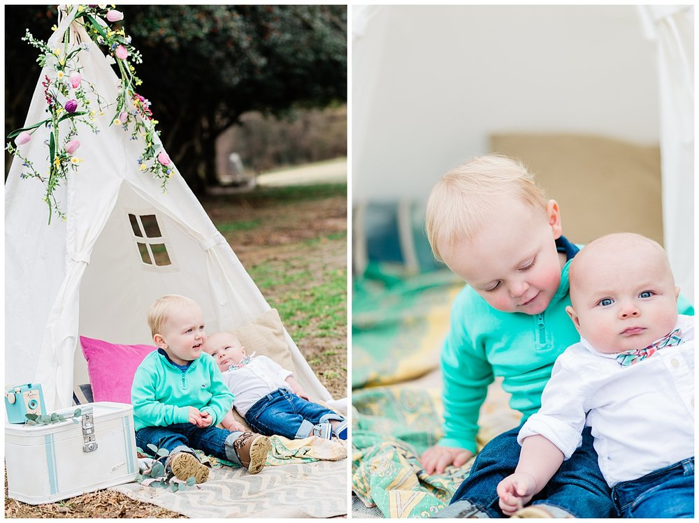 Richmond Family Photos - Byrd Park