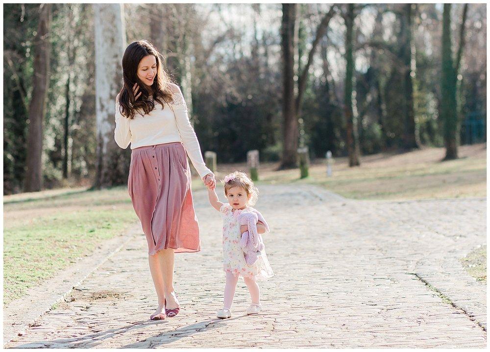 Byrd Park Family Photos - Richmond Virginia Family Photographer