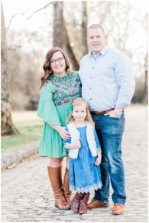 Byrd Park family photos
