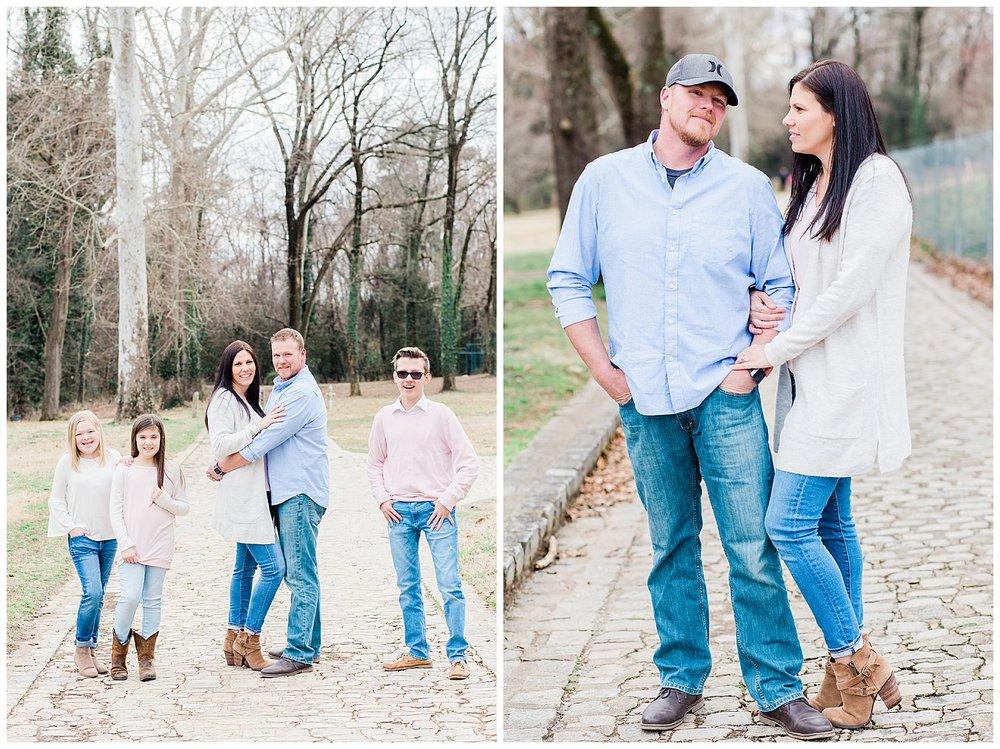 Richmond, VA family portraits