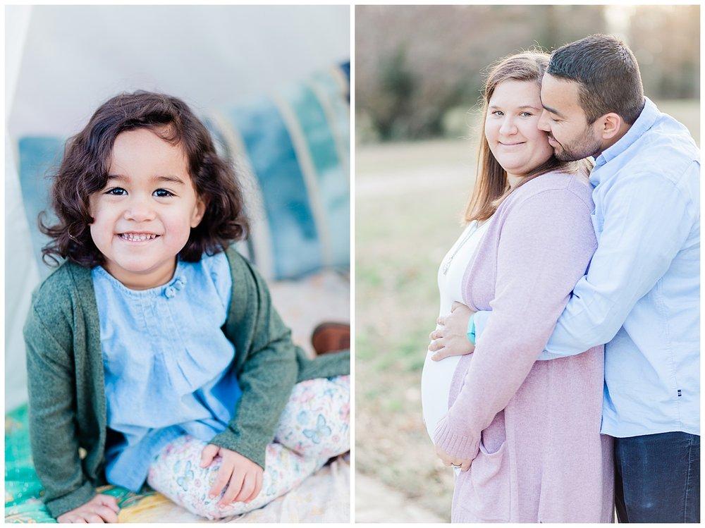 Richmond Virginia Maternity Photographer