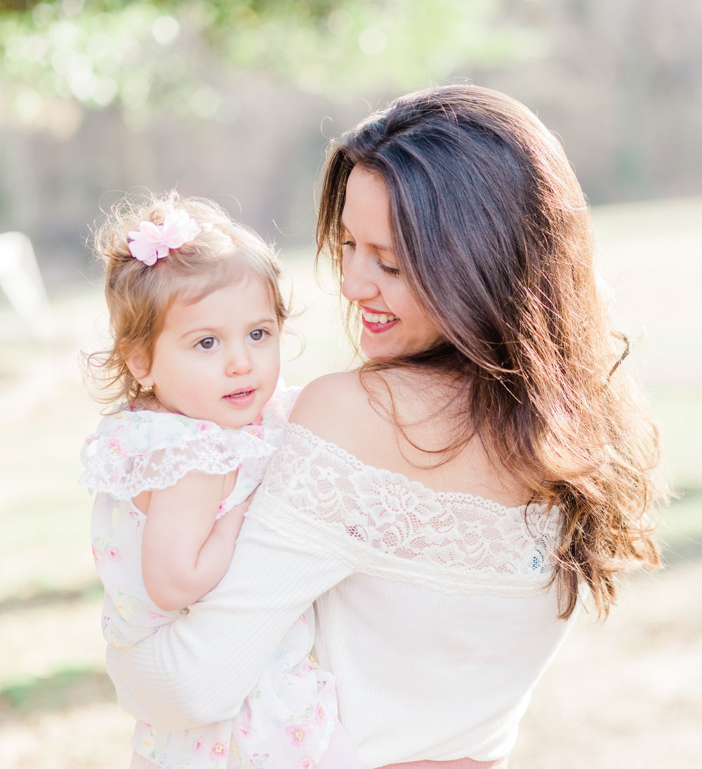 Mommy And Me Photos - Richmond Family Photographer