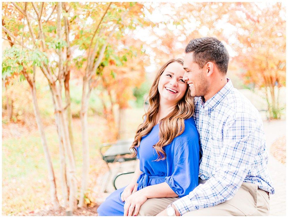 Mid-Lothian Mines Park Engagement photos - Virginia Wedding Photographer