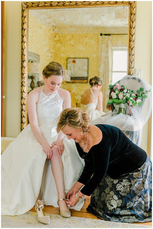 Early Mountain Vineyards Wedding - Virginia Wedding Photographer