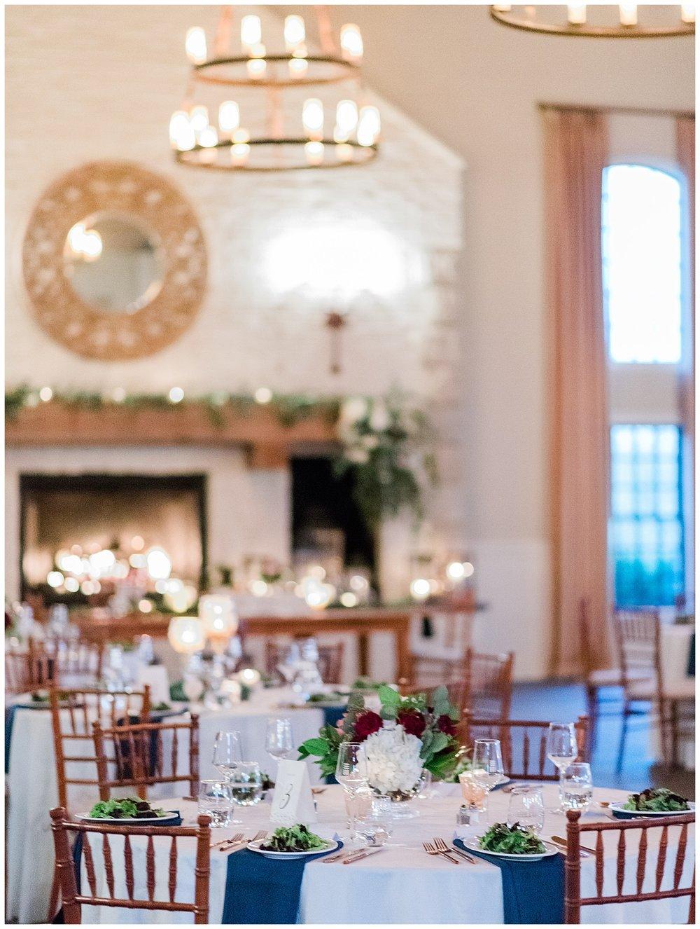 Early Mountain Vineyards Wedding Reception - Charlottesville, VA