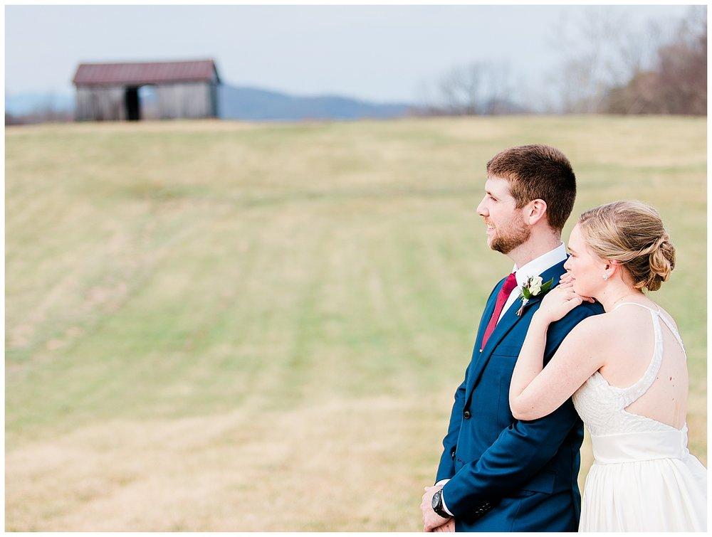 Early Mountain Vineyards Wedding - Charlottesville Virginia Wedding Photographer