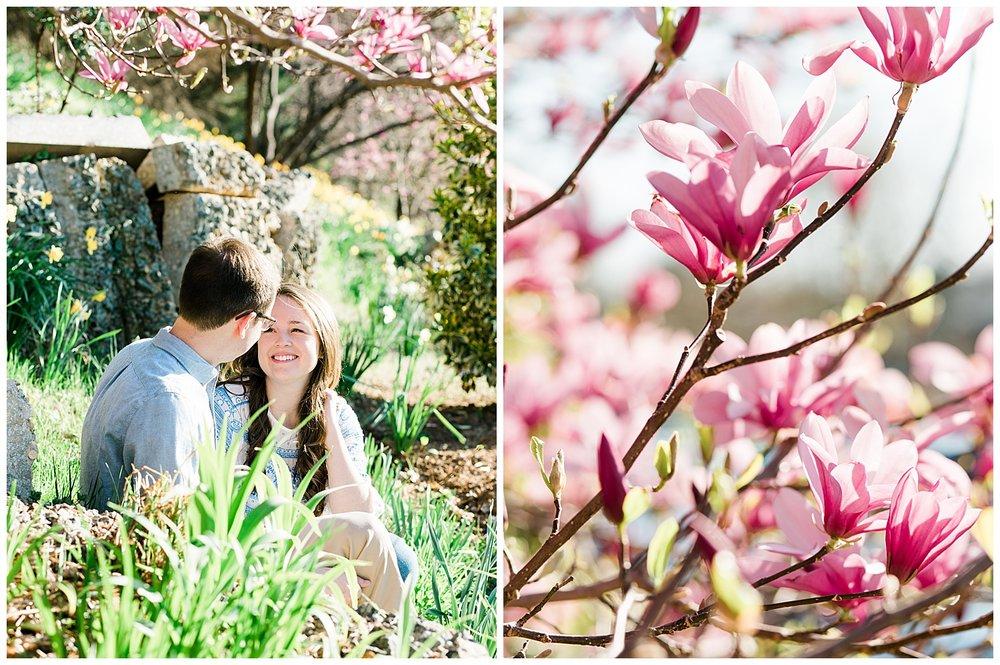 IX Art Park Engagement Photos | Charlottesville, Virginia