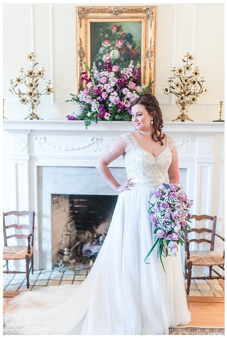 Yorktown Wedding - Virginia Wedding Photographer - Hornsby House Inn