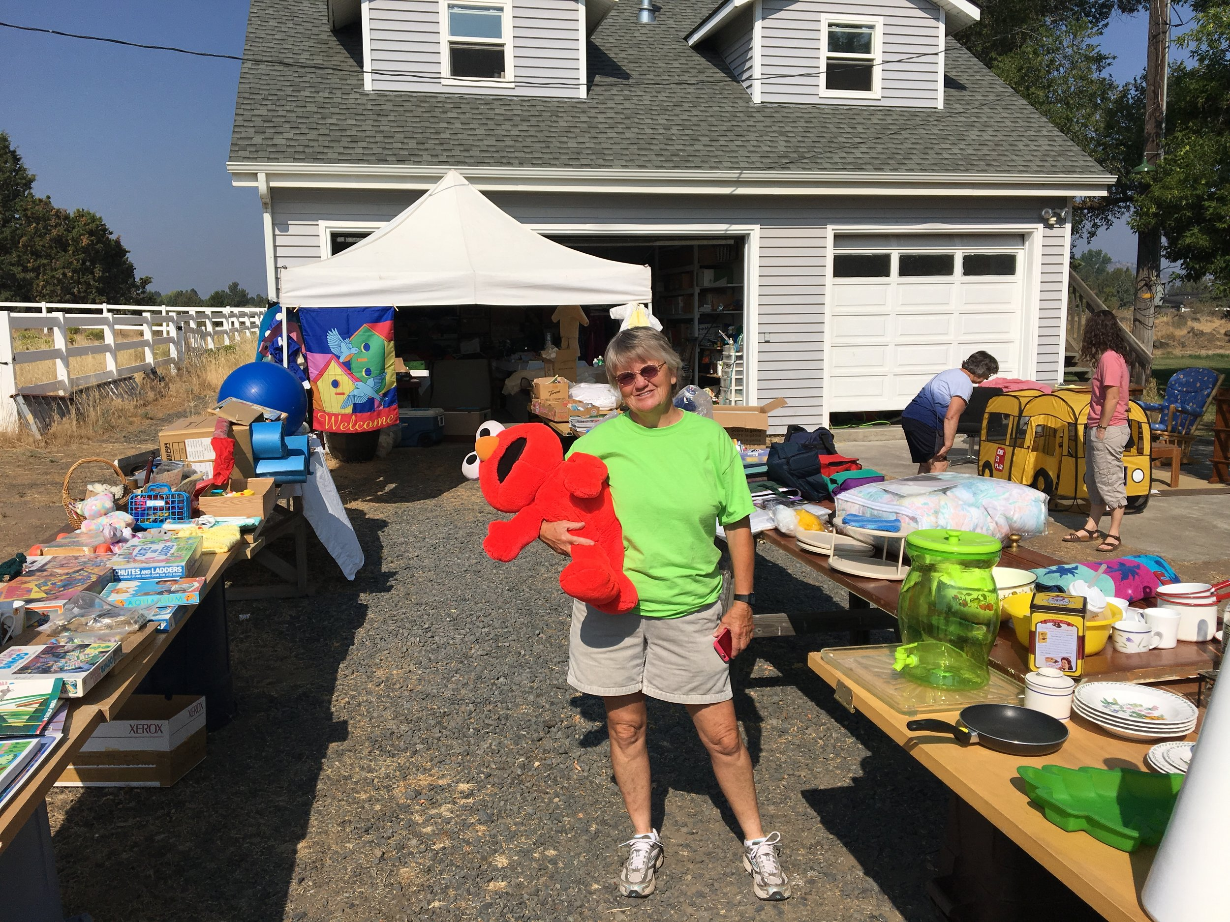Learn how to host the very best garage sale ever - Aug 8 Mary S Garage Sale School Of Etiquette