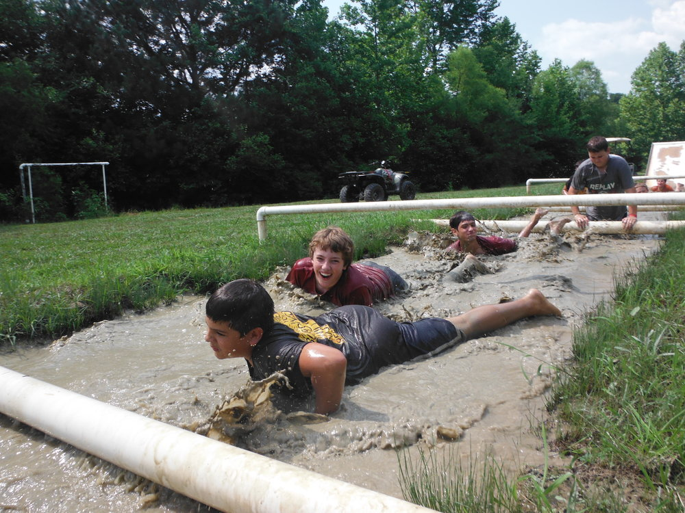 Adventure Mud Race