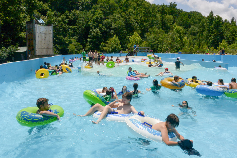 Water Park & Wave Pool